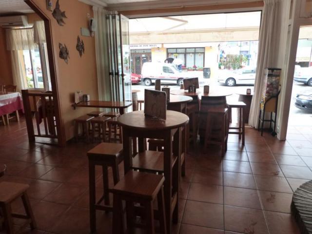 restaurante bar en traspaso en nerja con 85 m2 utiles