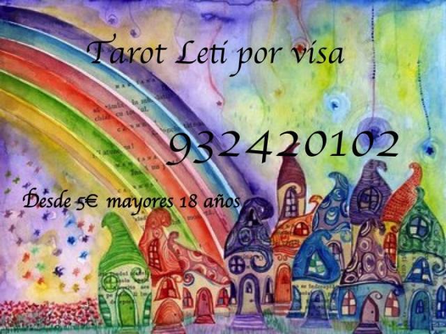 Visa 5 tarot oferta Visa leti 932420102 tarot barato sin gabinet