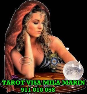Tarot barato Visa MILA MARIN desde 5 10 min 911 010 058.