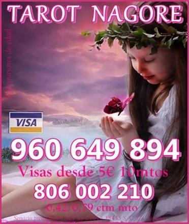 Tarot de Nagore 960 649 894 acertarás seguro.