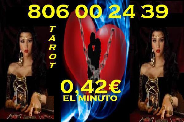 Tarot 806 Barato Economico del Amor 806 002 439