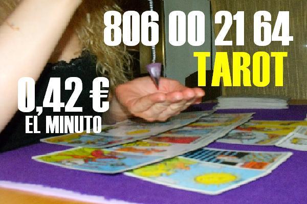 Tarot linea 806 Barato del Amor.806 002 164