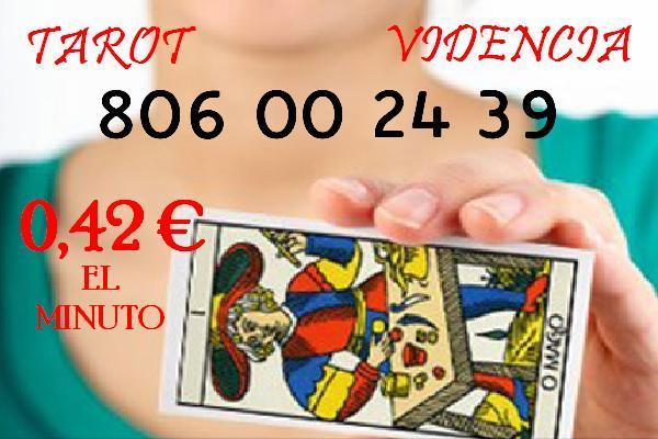 Tarot Economico Bueno Tarotista 0,42 806 002 439