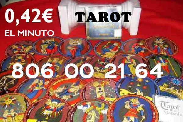 El Tarot Telefonico Mas Barato 0,42 806 002 164