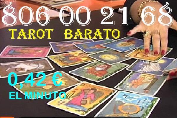 Cartas Tarot Barato 806 Videncia 0,42 el Min