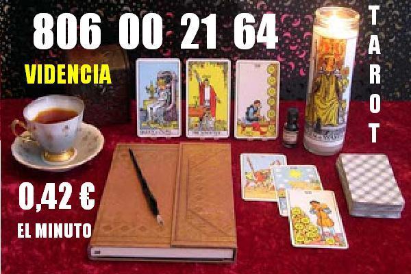 Tarot Bueno y Barato Tarot del Amor. 806 002 164