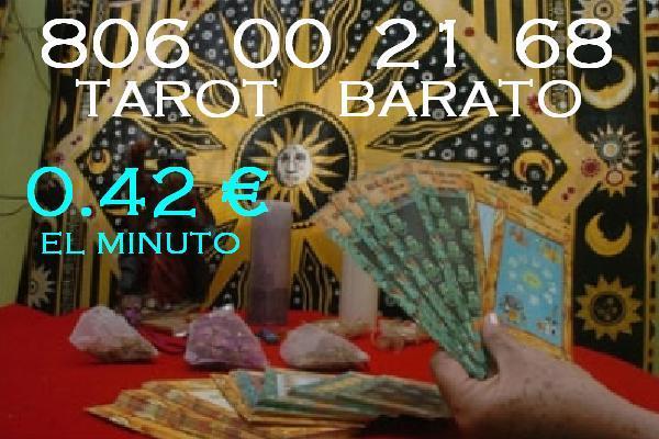 Videncia Tarot Visa Barato Del Amor 0,42 el Min