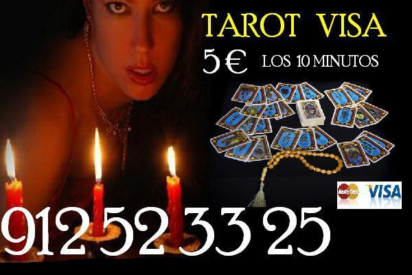Tarot Visa Barato Videncia del Amor 912523325