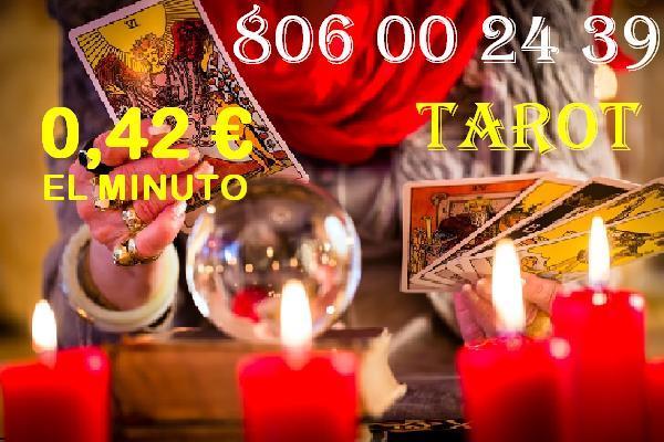Tarot Del Amor Linea Barata 806 002 439