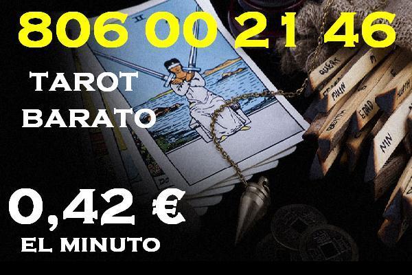 Tarot Horoscopos Barato 0,42 El Min.