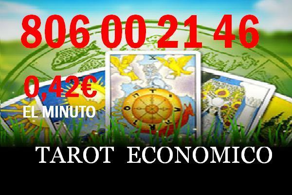 Tarot Barato 0,42 el Min Oráculo del Amor