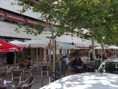 Local en Sevilla, Alberto Jiménez Becerril