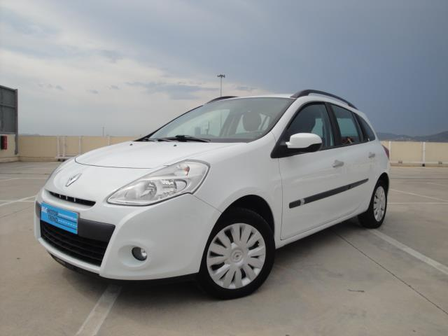 RENAULT CLIO 1.2 16V GRAND TOUR AUTHENTIQUE ECO2, 75cv, 5p del 2010