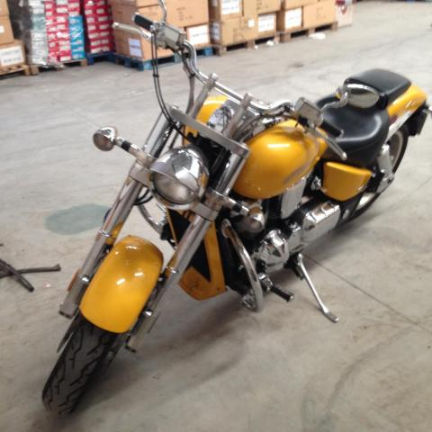 HONDA VTX 1800 del 2011