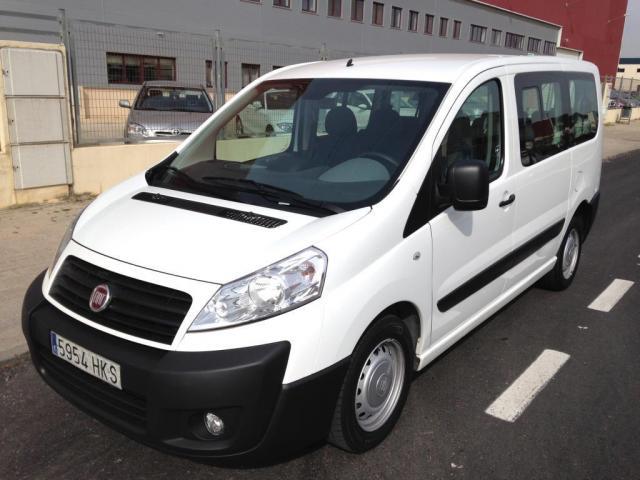 FIAT SCUDO 2.0 MJT 130BHP STANDARD H1L1 10 5 9 E5, 128cv, 4p del 2012