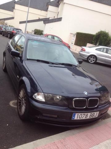BMW SERIES 3 330D, 184cv, 4p del 2001