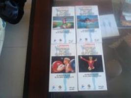 PELICULA VHS HISTORIA DE LOS JUEGOS OLIMPICOS