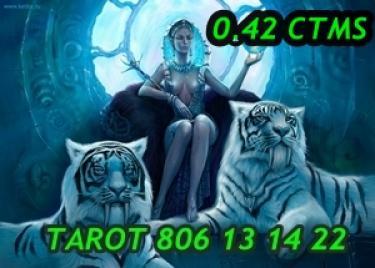 Tarot barato 0.42 MIRNA videncia fiable 806 13 14 22