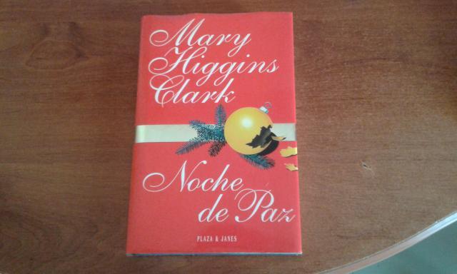 NOVELA NOCHE DE PAZ DE MARY HIGGINS CLARK