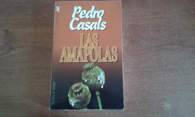 Novela Las amapolas de Pedro Casals