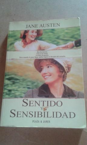 NOVELA SENTIDO Y SENSIBILIDAD DE JANE AUSTER