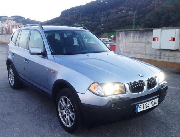 BMW X3 3.0sd, 286cv, 5p del 2006