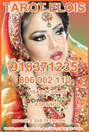 Tarot economico Lois Visa 918 371 235 desde 5 15mtos, las 24 hor