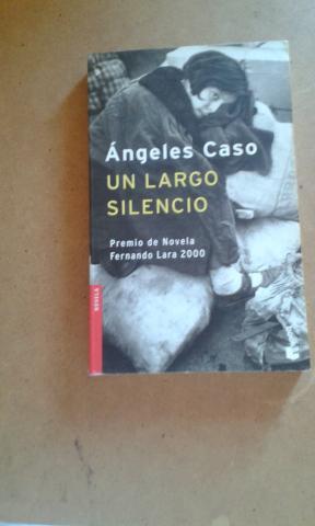 NOVELA UN LARGO SILENCIO DE ANGELES CASO