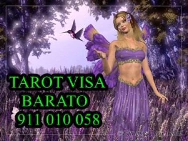 Tarot Visa Barato 5 euros MARISA videncia 911 010 058