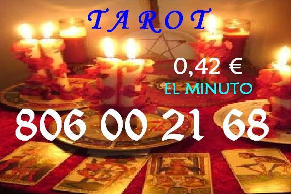 Tarot Barato Amor de Pareja 0,42 el Min.