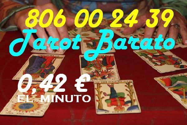 Tarot fiable Economico del Amor 0,42 el Min.
