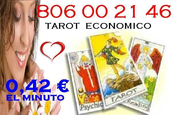 Tarot del Amor Horóscopo Barato.0,42 el Min.