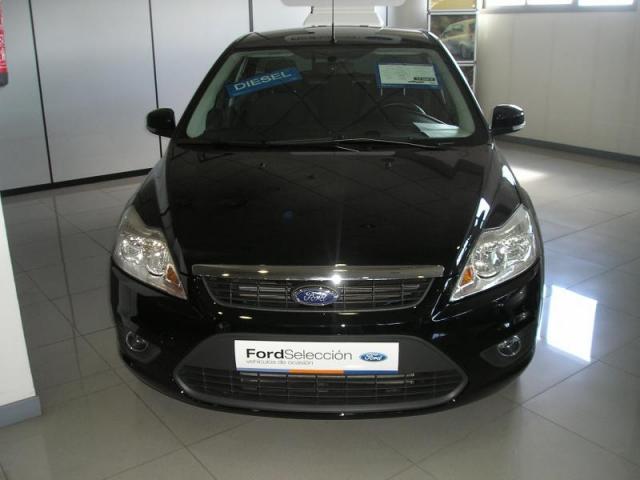 Ford Focus 1.8 TDCI 109CV TREND