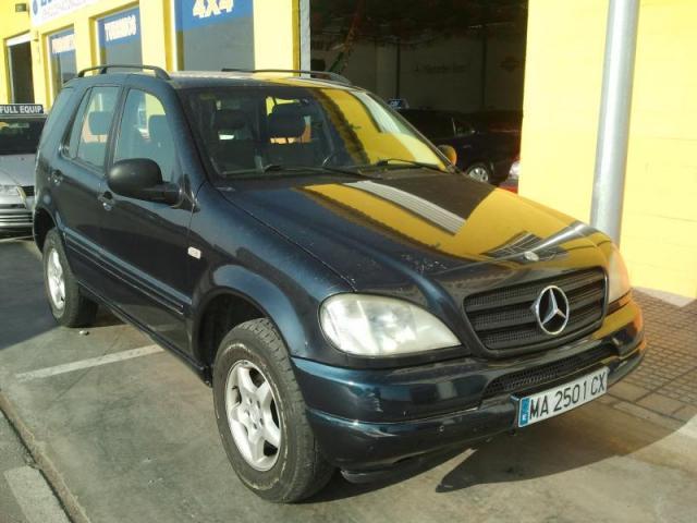 Mercedes-Benz ML 320 inyeccion