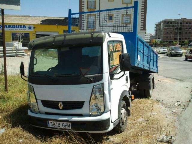 Renault Master maxity