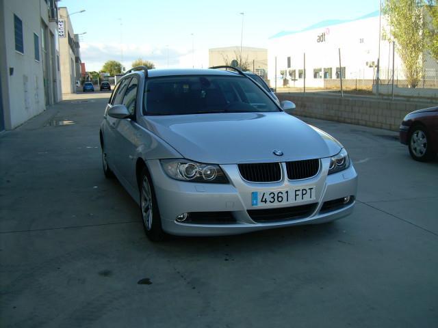 BMW 320 d Touring Aut.