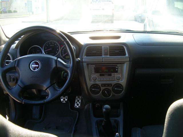 Subaru Impreza S.Wagon WRX 2.0 T AWD
