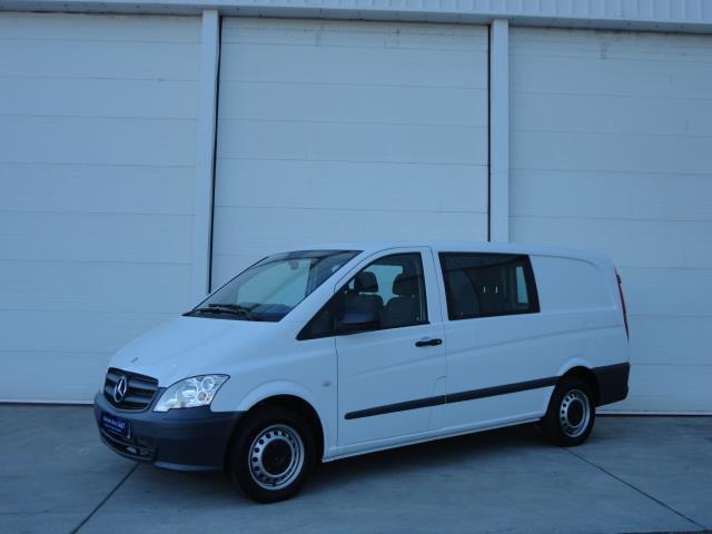 Mercedes-Benz Vito Mixto 2.2 CDI 95 Largo 4p