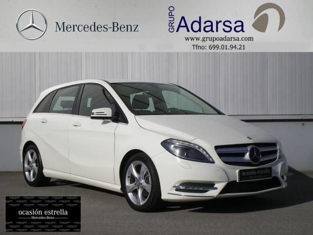 Mercedes-Benz B 180 B 180 CDI BE 109 5p