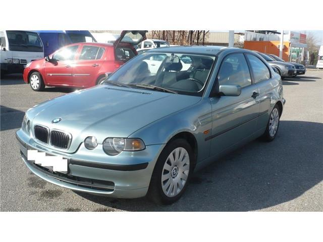 BMW 320 td Compact Nacional-UnicoPropietario-KmCertificado