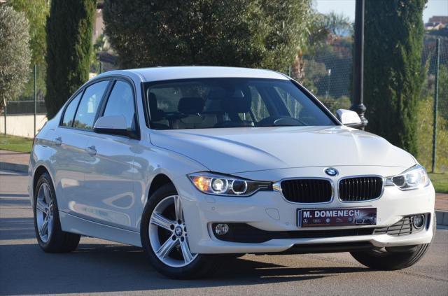 BMW 320 F30 320d 184 4p Aut.