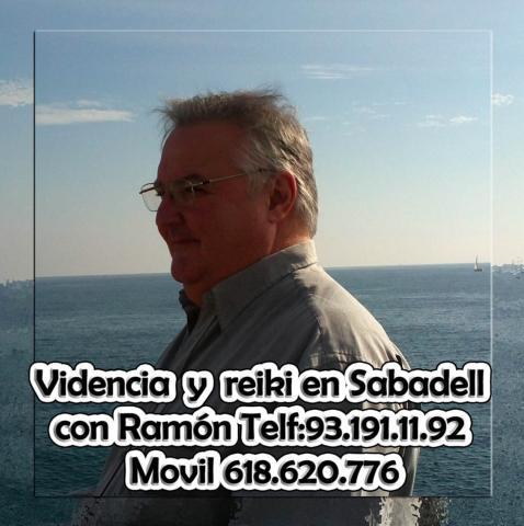 Ramon tarot y reiki 10 euros x 20 mtos 931911192