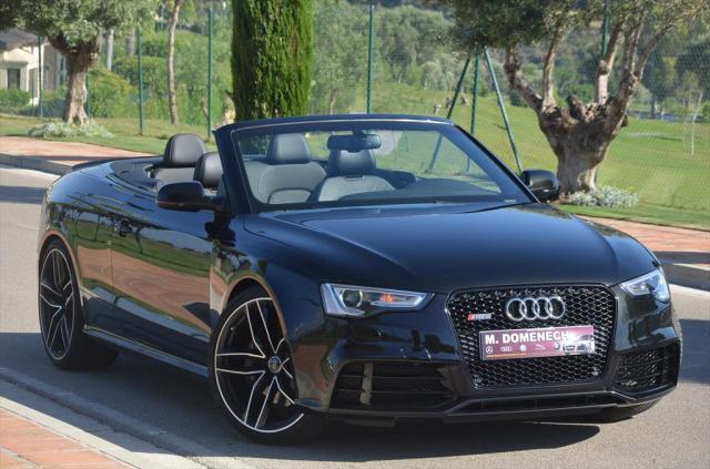 Audi RS5 Cabrio 4.2 FSI 450 quattro 2p S tronic