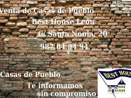 Casa en Pajares de los Oteros