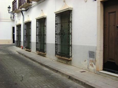 Casa en Olivenza, Zona centro