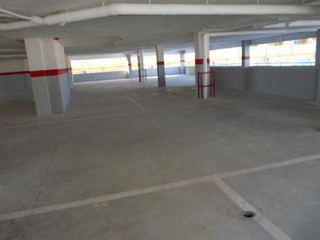 Parking en peñiscola, PEÑISMAR