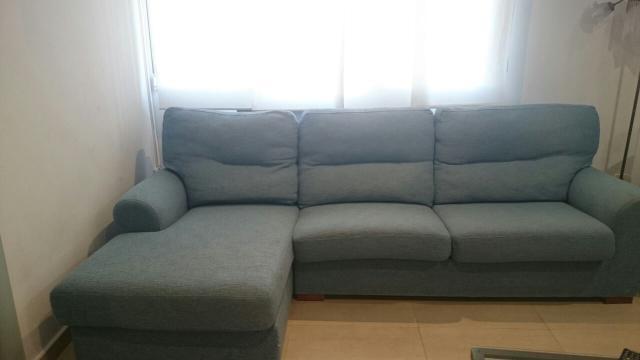 Venta de sofa chais longue de segunda mano madrid - Chaise longue segunda mano madrid ...