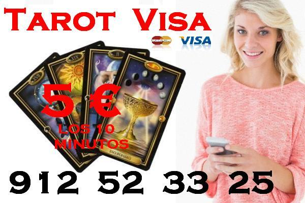 Tarot Visa Economica Barata del Amor.912523325