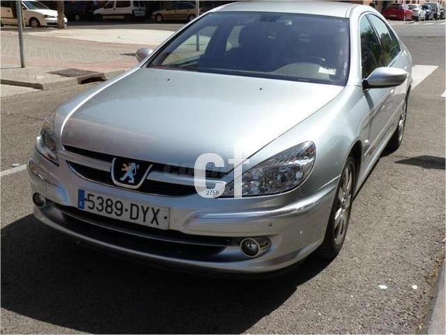 Peugeot 607 2.2 HDi Pack Ebano