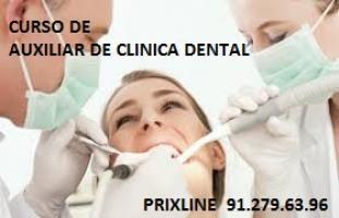 CURSO DE AUXILIAR DE CLINICA DENTAL matricula GRATIS